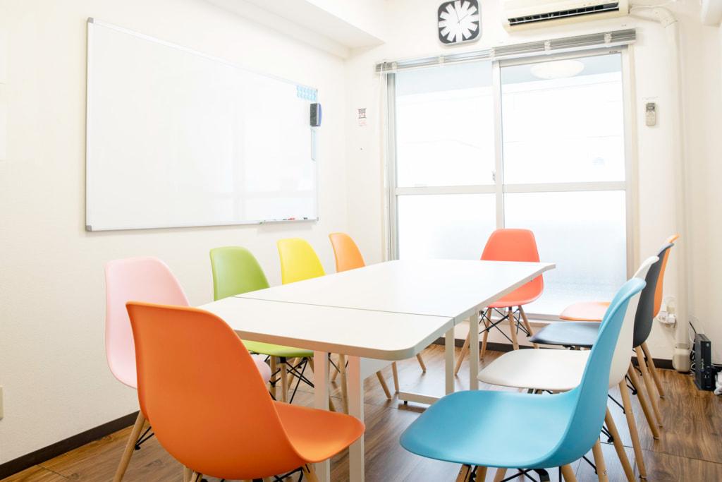 渋谷貸会議室コワーキングスペース